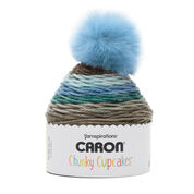 Caron Chunky Cupcakes Yarn, Berry Muffin - Clearance Shades*
