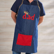 Go to Product: Coats & Clark King of the Grill Apron in color