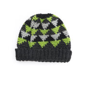 Patons Canadiana - Crochet Navajo Boys Hat, 4-6 yrs