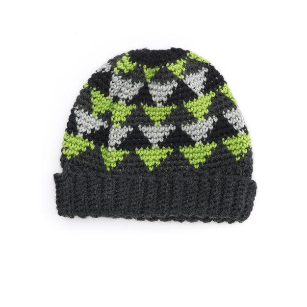 Patons Canadiana - Crochet Navajo Boys Hat c530a500b65