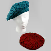 Go to Product: Red Heart Crochet Beret in color