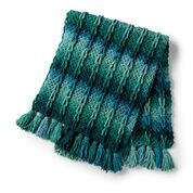 Go to Product: Bernat Mock Cable Crochet Blanket in color