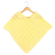 Go to Product: Bernat Poncho, XS-M in color