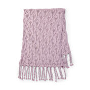 Go to Product: Caron Tasseled Lace Knit Blanket in color