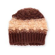Go to Product: Caron Crochet Cozy Bobbles Hat in color