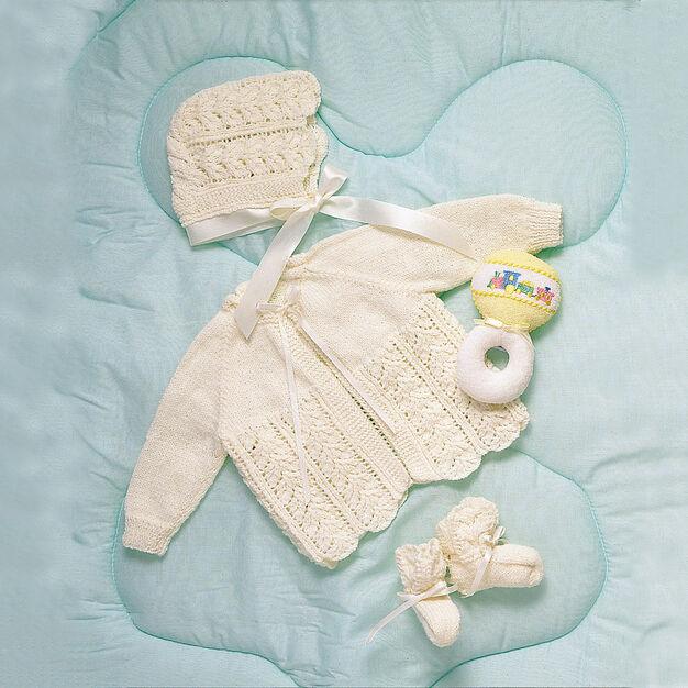 Bernat Baby Layette | Yarnspirations