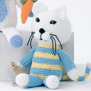 Go to Product: Lily Sugar'n Cream Baby's Kitty and Mouse in color
