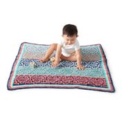 Go to Product: Bernat Party Heart-Y Mosaic Crochet Baby Blanket in color