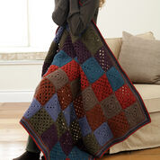 Go to Product: Bernat Granny Afghan in color