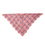 Go to Product: Caron On Crest of Wave Crochet Shawl in color