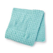 Go to Product: Bernat Textured Crochet Baby Blanket in color