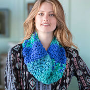 Red Heart Uniquely You Calypso Cowl