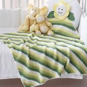 Bernat Daisy Blanket