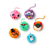 Go to Product: Red Heart Pompom Monsters in color