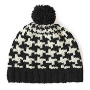 Go to Product: Patons Send in the Hounds(tooth!) Hat in color