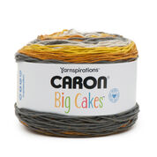 Caron Big Cakes Yarn, Honey Glazed