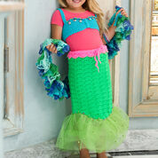 Go to Product: Red Heart Petite Mermaid Costume, 4 yrs in color