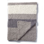 Go to Product: Bernat Hiberknit Knit Blanket in color