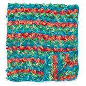 Bernat Color Pops Blanket