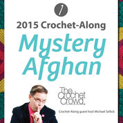 Go to Product: Caron 2015 Mystery Afghan Crochet-Along, Version 1 in color