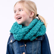 Go to Product: Red Heart Destiny Textured Cowl in color