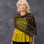 Go to Product: Red Heart Open Wave Shawl in color