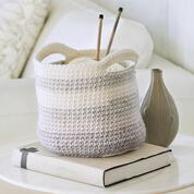Go to Product: Stitch Club Pop! Bulky Crochet Basket + Tutorial in color