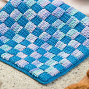 Aunt Lydia's Checkered Hot Pad