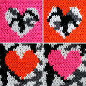 Go to Product: Red Heart I Love Yarn Heart in color