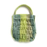 Go to Product: Caron Crochet Fringed Bag in color