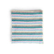 Caron Granny Stripes Blanket
