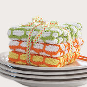 Go to Product: Bernat Brick Stitch Dishcloth in color