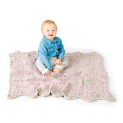 Go to Product: Bernat Chevron Stripes Knit Baby Blanket in color