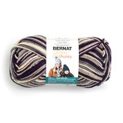Bernat Softee Chunky Ombres Yarn (300g/10.5oz), Intrigue Ombre