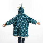 Go to Product: Bernat Unique Unicorn Kids Crochet Blanket Hoodie, 6/8 yrs in color