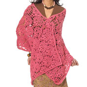 Go to Product: Caron Fancy Shells Wrap, Pink in color