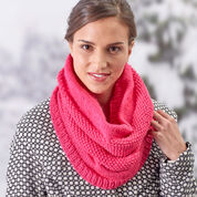 Go to Product: Red Heart Stunning Knit Cowl in color