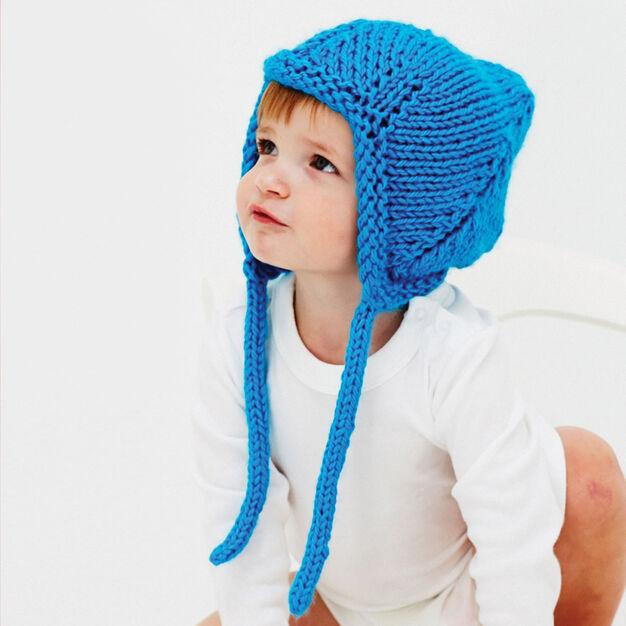 Bernat Little Gnome Hat, 6-12 months in color