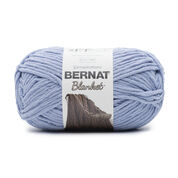 Bernat Blanket Yarn (300g/10.5 oz), Smokey Blue - Clearance Shades*