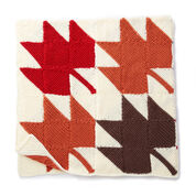 Go to Product: Caron Autumn Leaves Crochet Afghan in color