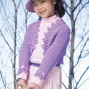 Go to Product: Patons Crochet Bolero, 2 years in color