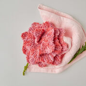 Red Heart Big Blossom Scrubby