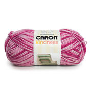 Caron Kindness Variegates Yarn, Twirling Varg