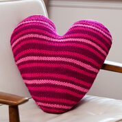 Go to Product: Red Heart Pillow Talk in color