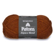 Go to Product: Patons Alpaca Blend Yarn in color Toffee