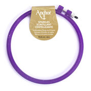 Go to Product: Anchor Sparkles Embroidery Hoop & Frame, Sparkle Hoop 6-inch in color