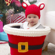 Go to Product: Red Heart Reindeer Crochet Hats, S in color