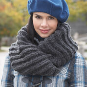 Go to Product: Bernat Mobius Cowl in color