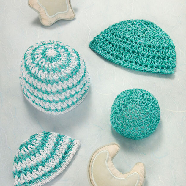Aunt Lydia's Precious Preemie Hats, S