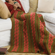 Go to Product: Caron Bargello Throw in color